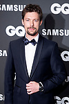 Actor Jan Cornet attends the 2018 GQ Men of the Year awards at the Palace Hotel in Madrid, Spain. November 22, 2018. (ALTERPHOTOS/Borja B.Hojas)