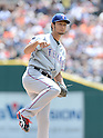 Yu Darvish (Rangers), MAY 22, 2014 - MLB : MLB game between the Detroit Tigers and the Texas Rangers at Comerica Park in Detroit, United States. (Photo by AFLO)
