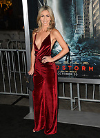 Brittany Williams at the premiere for &quot;Geostorm&quot; at TCL Chinese Theatre, Hollywood. Los Angeles, USA 16 October  2017<br /> Picture: Paul Smith/Featureflash/SilverHub 0208 004 5359 sales@silverhubmedia.com