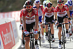Thomas De Gendt (BEL) Lotto-Soudal on the slopes of Sierra de la Alfaguara  during Stage 4 of the La Vuelta 2018, running 162km from Velez-Malaga to Alfacar, Sierra de la Alfaguara, Andalucia, Spain. 28th August 2018.<br /> Picture: Eoin Clarke   Cyclefile<br /> <br /> <br /> All photos usage must carry mandatory copyright credit (&copy; Cyclefile   Eoin Clarke)