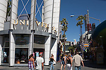 The Universal Studios Store at Universal CityWalk Hollywood, Los Angeles, CA, USA