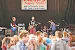 Costal rocks concert in Ballybunion on Saturday evening