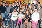 18TH BIRTHDAY: The family and friends of Louise O'Connor, Camp (seated 3rd right) gathered on Saturday night in Fitzgerald's Bar, Camp, to celebrated her 18th birthday.   Copyright Kerry's Eye 2008