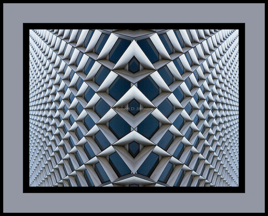 Structural Abstract Series - Extrovert