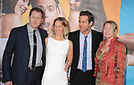 "WESTWOOD, CA - AUGUST 01: Ryan Reynolds, mother Tammy, brother and sister in law attend ""The Change-Up"" Los Angeles Premiere at Regency Village Theatre on August 1, 2011 in Westwood, California."