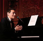 Michael Feinstein previews her new show 'Showstoppers' at Feinstein's/54 Below on July 17, 2017 in New York City.
