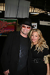 Mickey Dolenz (ATWT) and The Monkees & Taylor Dane (Both Gone Country) appear at Big Apple Comic Con for autographs and photos on October 16 (and 17 & 18), 2009 at Pier 94, New York City, New York. (Photo by Sue Coflin/Max Photos)