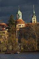 Europe/République Tchèque/Prague: Eglise Baroque  Saint- Sauveur du Clementinum  [Non destiné à un usage publicitaire - Not intended for an advertising use]