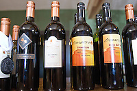 1/2/2011-  Wine produced by Todd Bostock, of Dos Cabezas Wineworks in Sonoita, Arizona. (Photo by Pat Shannahan)
