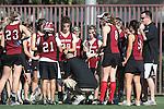 Santa Barbara, CA 02/14/09 - Santa Clara team