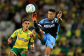2018 Carabao Cup Football First Round Norwich City v Stevenage Aug 14th