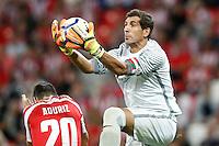 Athletic de Bilbao's Gorka Iraizoz during La Liga match. August 28,2016. (ALTERPHOTOS/Acero) /NORTEPHOTO