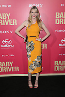 """LOS ANGELES, CA June 14  Riki Lindhome, At Premiere Of Sony Pictures' """"Baby Driver"""" at The Ace Hotel, California on June 143, 2017. Credit: Faye Sadou/MediaPunch"""