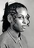 Young woman, Nottingham UK 1994