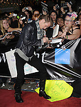 Cam Gigandet signing for fans at the Los Angeles premiere of Twilight at Mann Village theater Westwood, Ca. November 17, 2008. Fitzroy Barrett