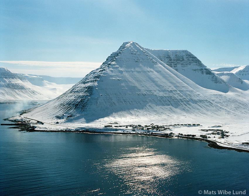 Hnífsdsalur, Part af Ísafjarðarbær..Hnifsdalur, Isafjardarbaer