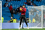 Real Madrid's Geronimo Rulli and Real Sociedad's XXX during La Liga match between Real Madrid and Real Sociedad at Santiago Bernabeu Stadium in Madrid, Spain. January 06, 2019. (ALTERPHOTOS/A. Perez Meca)<br />  (ALTERPHOTOS/A. Perez Meca)