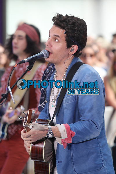 John Mayer 2013, 2013, Photo By John Barrett/PHOTOlink