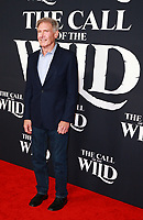 HOLLYWOOD, CA - FEBRUARY 13; Harrison Ford at The Call Of The Wild World Premiere on February 13, 2020 at El Capitan Theater in Hollywood, California. Credit: Tony Forte/MediaPunch