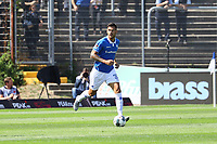 Dario Dumic (SV Darmstadt 98) - 04.08.2019: SV Darmstadt 98 vs. Holstein Kiel, Stadion am Boellenfalltor, 2. Spieltag 2. Bundesliga<br /> DISCLAIMER: <br /> DFL regulations prohibit any use of photographs as image sequences and/or quasi-video.