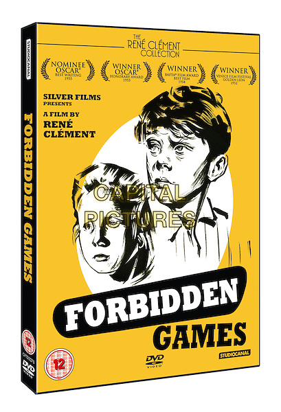 DVD COVER ART<br /> in Forbidden Games (1952)<br /> (Jeux interdits)<br /> *Filmstill - Editorial Use Only*<br /> CAP/NFS<br /> Image supplied by Capital Pictures