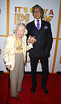 Liz Smith and Tommy Tune attends the Broadway Opening Night Performance of 'It's Only A Play'  at the Gerald Schoenfeld Theatre on October 9, 2014 in New York City.