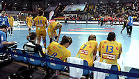 Handball Frauen / Damen  / women 1. Bundesliga - DHB - HC Leipzig : Frankfurter HC - im Bild: feature Niederlage für die Leipziger Mädels . Foto: Norman Rembarz .