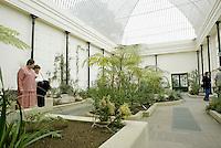 The Botanical Gardens in Sheffield