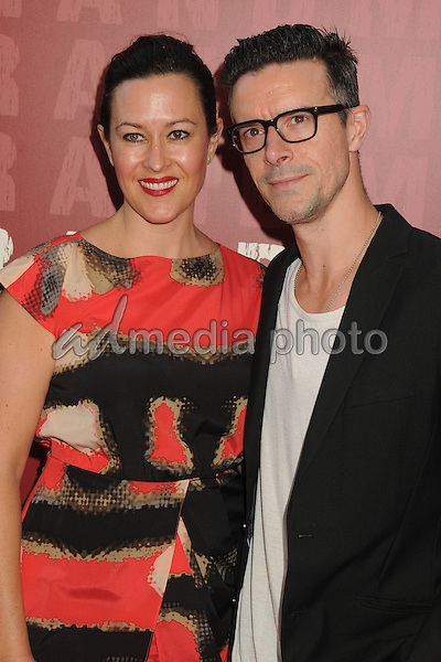 "10 June 2015 - Los Angeles, California - Maggie Kiley, Matthew Puckett. LA Film Festival 2015 Opening Night Premiere of ""Grandma"" held at Regal Cinemas LA Live. Photo Credit: Byron Purvis/AdMedia"
