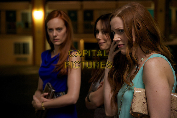 Samantha Colburn, Eddie Ritchard &amp; Desiree Hall <br /> in Best Night Ever (2014) <br /> *Filmstill - Editorial Use Only*<br /> CAP/FB<br /> Image supplied by Capital Pictures