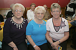 Laura Gildea, Kathleen Brady and Peggy Donnelly at Jacinta Maguires 50th in the Rugby Club...Photo NEWSFILE/Jenny Matthews.(Photo credit should read Jenny Matthews/NEWSFILE)....This Picture has been sent you under the condtions enclosed by:.Newsfile Ltd..The Studio,.Millmount Abbey,.Drogheda,.Co Meath..Ireland..Tel: +353(0)41-9871240.Fax: +353(0)41-9871260.GSM: +353(0)86-2500958.email: pictures@newsfile.ie.www.newsfile.ie.FTP: 193.120.102.198.
