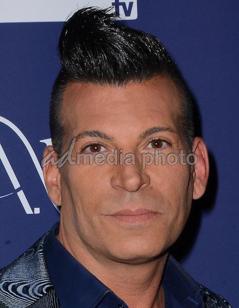 "14 July 2015 - Hollywood, California - David Tutera. Arrivals for WE Tv's ""L.A. Hair"" premiere party held at Avalon Hollywood. Photo Credit: Birdie Thompson/AdMedia"