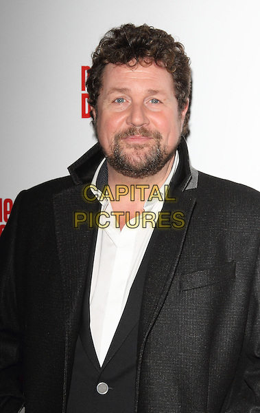 LONDON, ENGLAND - NOVEMBER 05: Michael Ball attends the 'Made In Dagenham' press night at the Adelphi Theatre on November 5, 2014 in London, England<br /> CAP/ROS<br /> &copy;Steve Ross/Capital Pictures