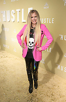 08 May 2019 - Hollywood, California - Avril Lavigne. Premiere Of MGM's &quot;The Hustle&quot;  held at The ArcLight Hollywood. <br /> CAP/ADM/FS<br /> &copy;FS/ADM/Capital Pictures