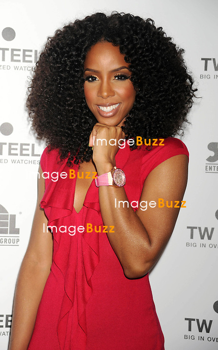 "Kelly Rowland at the TW Steel & Jordy Cobelens Unveiling of The New TW Steel Kelly Rowland ""Special Edition"" Watches, in New York City..New York, July 31, 2012."
