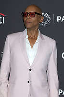 """LOS ANGELES - MAR 17:  RuPaul Andre Charles at the PaleyFest - """"RuPaul's Drag Race"""" Event at the Dolby Theater on March 17, 2019 in Los Angeles, CA"""