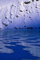 Lac d'Arsine, Oisans, France, 2004