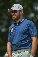 Louis Oosthuizen (RSA) watches his tee shot on 9 during round 4 of the Fort Worth Invitational, The Colonial, at Fort Worth, Texas, USA. 5/27/2018.<br /> Picture: Golffile | Ken Murray<br /> <br /> All photo usage must carry mandatory copyright credit (© Golffile | Ken Murray)