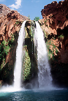 WATERFALLS<br /> Havasu Falls<br /> Supai Indian Reservation, AZ