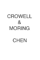 Crowell & Moring CHEN