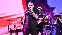 SÃO PAULO,SP, 19.09.2015 - FESTIVAL-SP - O cantor Wesley Safadão durante apresentação no Villa Mix Festival 2015 na Arena Anhembi na região norte de São Paulo, neste sábado, 19. (Foto: William Volcov/Brazil Photo Press)