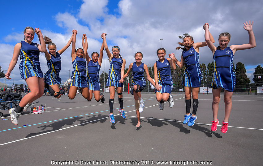 Netball. Day six of the 2019 AIMS games at Blake Park in Mount Maunganui, New Zealand on Friday, 13 September 2019. Photo: Dave Lintott / lintottphoto.co.nz