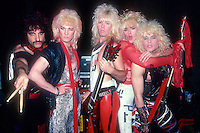 80's HAIR METAL BANDS