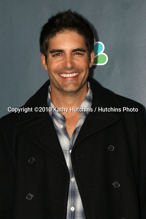 """LOS ANGELES - JAN 4:  Galen Gering arrives at """"The Cape"""" Premiere Party at Music Box Theater on January 4, 2011 in Los Angeles, CA."""
