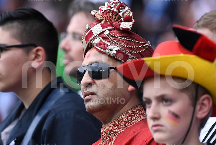 FUSSBALL EURO 2016 GRUPPE C IN PARIS Nordirland - Deutschland     21.06.2016 Fans im Stadion