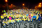 The huge crowd who took part in the Darkness into Light walk, Tralee, on Saturday last.