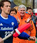ROTTERDAM -  manager Joof Verhees (NED)  voor  de Pro League hockeywedstrijd heren, Nederland-Spanje (4-0) . COPYRIGHT KOEN SUYK