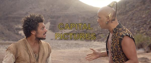 Les nouvelles aventures d'Aladin (2015) <br /> Kev Adams, Eric Judor<br /> *Filmstill - Editorial Use Only*<br /> CAP/KFS<br /> Image supplied by Capital Pictures
