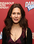 Jessica Hecht attends the cast party for the Roundabout Theatre Company presents a One-Night Benefit Concert Reading of 'Damn Yankees' at the Stephen Sondheim Theatre on December 11, 2017 in New York City.