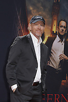Ron Howard attending the &quot;Inferno&quot; premiere held at CineStar, Sony Center, Potsdamer Platz, Berlin, Germany, 10.10.2016. <br /> Photo by Christopher Tamcke/insight media /MediaPunch ***FOR USA ONLY***
